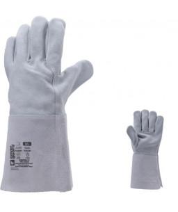 1WELD140010 Split cowhide leather Γάντια Θερμοκρασιών