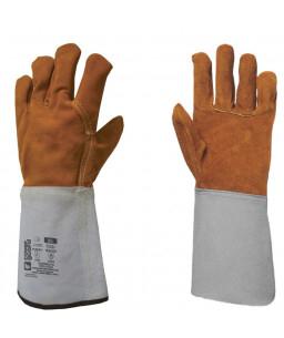 1WELD15 Split cowhide leather Γάντια Θερμοκρασιών