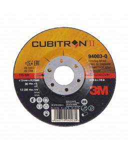 3M™ Cubitron™ II Depressed Centered Grinding Wheel