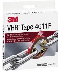 3M™ VHB™ Ακρυλικη Ταινια  Διπλης Οψης 4611F