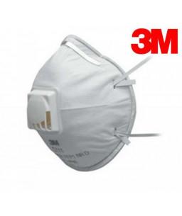 3M™ Particulate Disposable Respirator Valved C111 FFP1