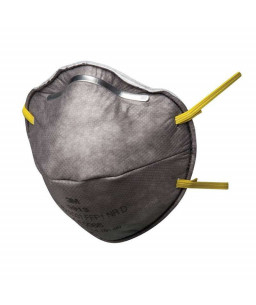 3M™ Particulate Disposable Respirator with Nuisance Level* Organic Vapour Relief GP1 9913