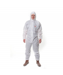 3M™ Ολόσωμη Φόρμα Εργασίας 4515 Τύπου 5/6 Λευκη