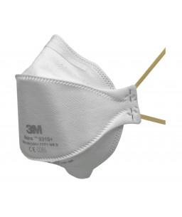 3M™ Aura™ Μάσκα Σωματιδίων Μίας Χρήσης Χωρίς Βαλβίδα 9310+ FFP1