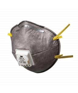 3M™ Ειδική Μάσκα Σωματιδίων Μίας Χρήσης Με Βαλβίδα 9914 FFP2