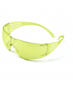3M™ SecureFit™ Γυαλιά Προστασίας Αντιθαμβωτικοί Κίτρινοι Φακοί SF203AS/AF-EU