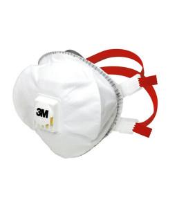 3M™ Particulate Disposable Respirator Valved 8835+ FFP3