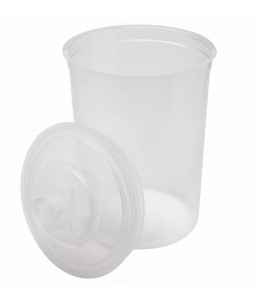 3M™ PPS™ Lid & Liner Kits, Large 16024 850 ml 200 micron