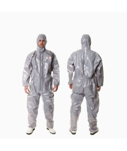 3M™ Protective Coverall 4470 Type 3/4/5/6 Grey