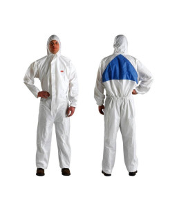 3M™ Protective Coverall 4540+ Type 5/6 White