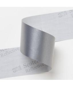 3M™ Scotchlite™ Αντανακλαστικό Υλικό Ασημί ΡΑΦΤΟ 50,8mm X 1M 8910
