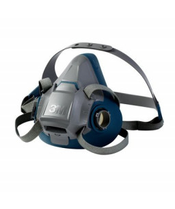 3M™ Reusable Half Face Mask Respirator 6502