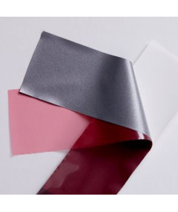 3M™ Scotchlite™ Reflective Material Silver Transfer Film 8712 50,8mm x 1M