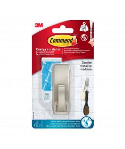 Command™ W-MR02-BN Bath Hook Medium