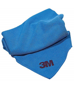 3M™ Scotch-Brite™ Πανιά Μικροϊνών Ευαίσθητων Επιφανειών 2012 Μπλε