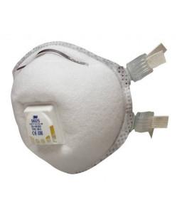 3M™ Μάσκα Αναθυμιάσεων Ηλεκτροσυγκόλλησης Με Βαλβίδα 9925 FFP2
