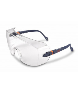 3M™ Πρόσθετα Γυαλιά Προστασίας Αντιχαρακτικοί Διαφανείς Φακοί 2800