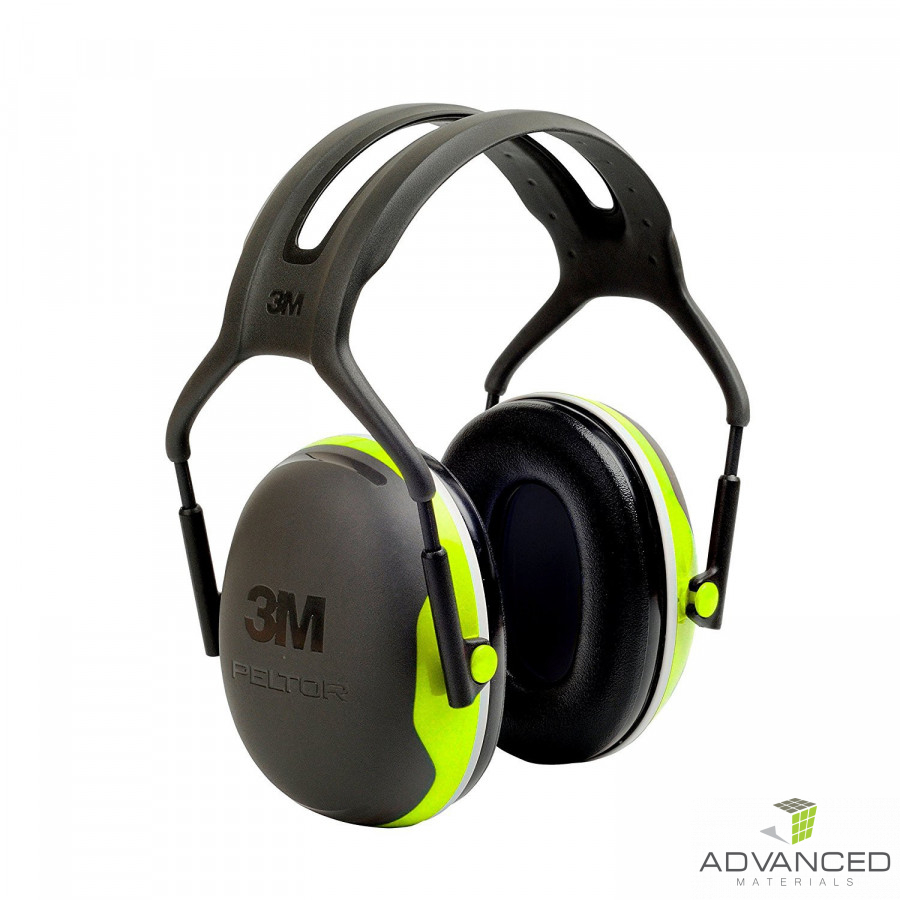 3M™ Peltor™ Ωτοασπίδες 33 dB Hi-Viz Στέκα Στήριξης Κεφαλής X4A