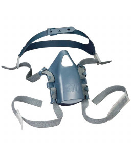 3M™ Head Harness Assembly for Half Facepiece Reusable Respirator 7500