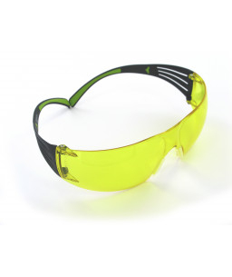 3M™ SecureFit™ Γυαλιά Προστασίας Αντιχαρακτικοί / Αντιθαμβωτικοί Κίτρινοι Φακοί SF403AF-EU