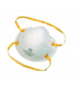 3M™ Μάσκα Σωματιδίων Μίας Χρήσης Χωρίς Βαλβίδα 8710 FFP1