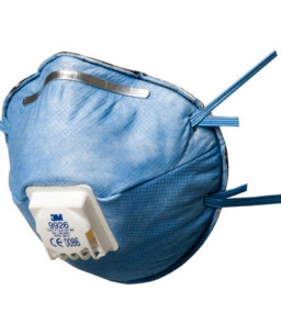 3M™ Speciality Disposable Particulate Respirator Valved 9926 FFP2