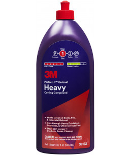 3M™ Perfect-It™ Marine Gelcoat Heavy Cutting Compound 946ml 36102E