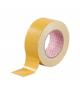 3M™ Double Coated Carpet Tape White 9191 50 mm x 25 m