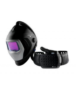 3M™ Speedglas™ Welding Helmet 9100 Air with filter 9100XXi and 3M™ Adflo™ PAPR