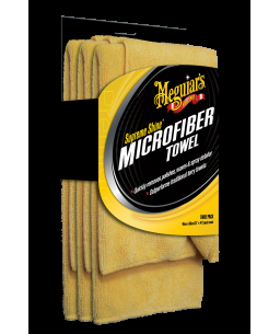 X2020EU MEGUIAR microfiber 40Χ60cm (set of 3 pieces)