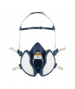 3M™ Half Facepiece Reusable Respirator Maintenance Free 4277+