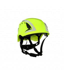 3Μ Secure Fit Χ5014VE-CE SF HELMET 1000V Ventilated HiViz Green