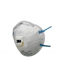 3M™ Μάσκα Σωματιδίων Μίας Χρήσης Με Βαλβίδα 8822 FFP2