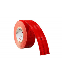 3M™ Diamond Grade™ Conspicuity Markings Series Red 983 55mm x 1M
