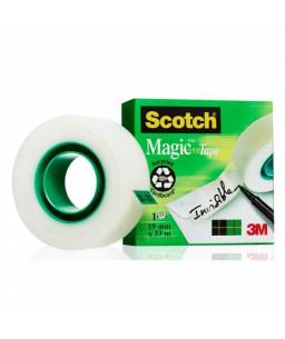 3M™ Scotch® Magic™ Tape 19ΜΜ Χ 33Μ 810