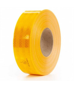3M™ Diamond Grade™ Conspicuity Markings Series Yellow 983 55mm x 1M