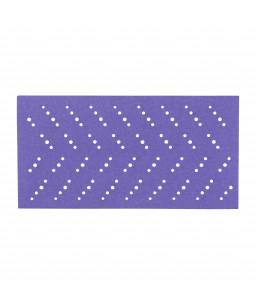 3M™ Cubitron™ II File Sheets Hookit™ 737U 115 mm x 225 mm Multihole