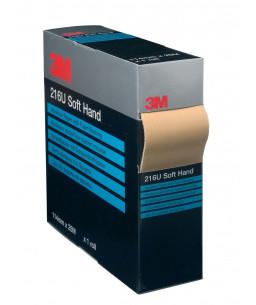 3M™ Gold Abrasive Sheet PRECUT SOFT HAND 216U 115mm X 25M