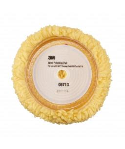 3M™ HOOKIT™ Yellow Wool Polishing Pad 230mm 05713