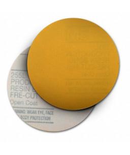 3M™ Gold Film Discs Hookit™ 255P+ 75 mm P500 Without Holes