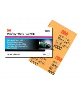 3M™ Wetordry™ Abrasive Paper Sheet Imperial 401Q 138 mm x 230 mm