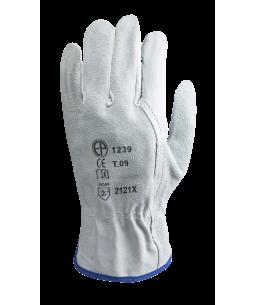 Coverguard Δερματοπάνινα γάντια 1240