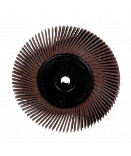 3M™ Scotch-Brite™ Ακτινωτή Βούρτσα Bristle με Προσαρμογέα BB-ZB TYPE-A 150mm