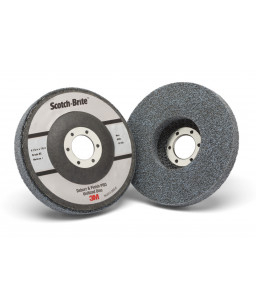 3M™ Scotch-Brite™ Συμπαγής Τροχός Λείανσης Unitized DP-UD Deburr and Finish PRO 115mm