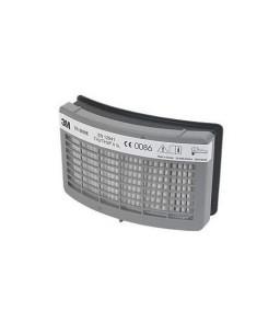 3M™ Versaflo™ Φίλτρο, P3 για σωματίδια & όξινα αέρια TR-3822E