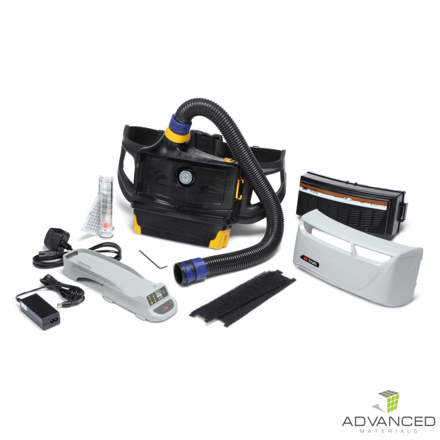 3M™ Versaflo™ Starter Kit Αυτόνομο σύστημα καθαρισμού αέρα για χρήση σε εκρηκτικές ατμόσφαιρες TR-819E