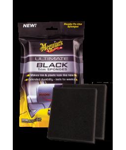 Meguiar's® Ultimate Black Trim Sponge G15800, 2 pieces/Pack