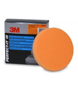 3M™ Perfect-It™ Σφουγγάρι Χονδρής Αλοιφής. Πορτοκαλί 150 mm 09550