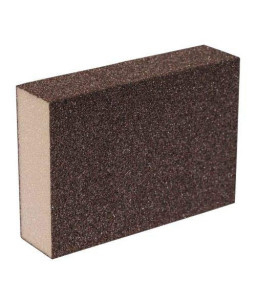 3M™ Hard Sanding Sponge 100mm Χ 68mm Χ 26mm 4 Sided