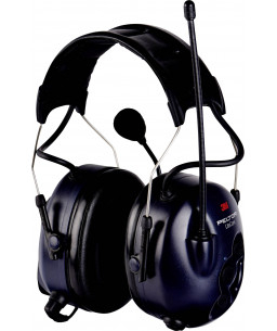 3M PELTOR LiteCom Ακουστικά Μπλε Σκούρο MT53H7A4400-ΕU